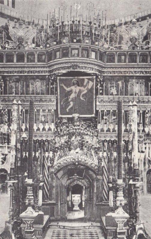 JERUSALEM , 00-10s ; Holy Sepulchre