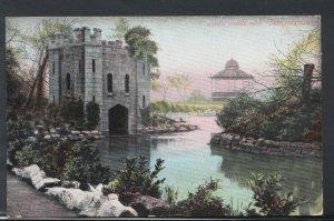 Durham Postcard - North Lodge Park, Darlington        RS10019