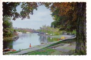 Canal Entrance, Bobcaygeon  Ontario,