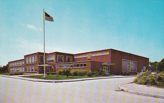 Massachusetts South Brockton South Junior High School