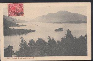 Scotland Postcard - Ben Lomond, From Inchtavannach   DC1030