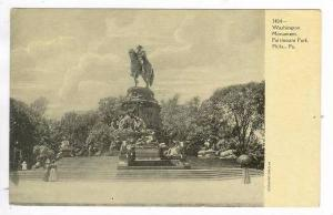 Washington Monument, Fairmount Park, Philadelphia, Pennsylvania, 00-10s