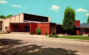 Michigan Irons St Bernards Catholic Church