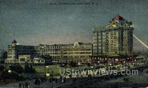 Hotel Traymore Atlantic City NJ 1908 Missing Stamp