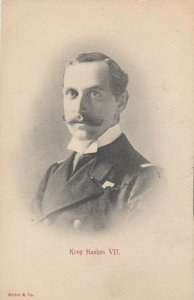 Kong Haakon VII , Norway, 1900-10s