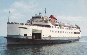 Luxury Steamer Nantucket Linking Nantucket & Martha's Vineyard MA Massachusetts