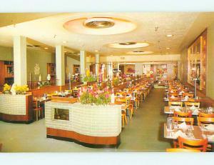 Unused Pre-1980 DINI'S RESTAURANT Boston Massachusetts MA v6028@