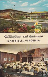 Holiday Inn & Restaurant, Danville, Virginia, 40-60s