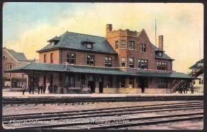 Typical RR Station - Grand Trunk RR - Canada