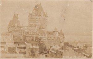 RP: QUBEC CITY , Canada , 00-10s ; Chateau Frontenac