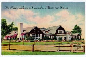 The Meadows, Framingham MA