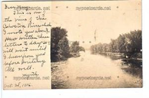 RPPC, Cohocton River, PM Campbell NY