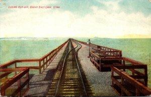 Utah Great Salt Lake Lucine Cut Off