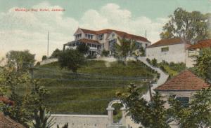 JAMAICA , 1910 ; Montego Bay
