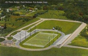 FORT DODGE, Iowa, 1940-60s; Dodger Field Stadium