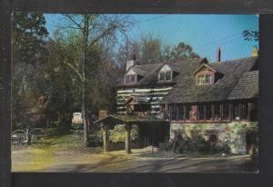Fox and Hounds Inn,Restaurant,Hubertus,WI Postcard