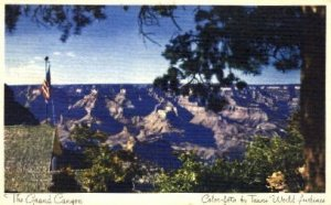 The Grand Canyon - Grand Canyon National Park, Arizona AZ