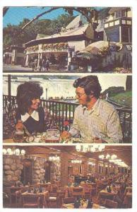 3-Views, Victoria Park Restaurant, Naigara Parks, Niagara Falls, Ontario, Can...