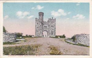 Massachusetts Worcester Bancroft Tower 1911