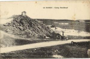 CPA Maroc Camp Boulhaut (23905)