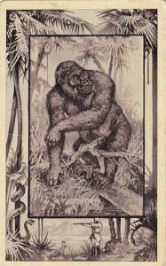 M J Mintz Animal Series The Gorilla