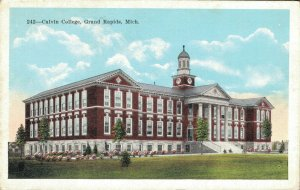 USA Calvin College Grand Rapids Michigan 03.52