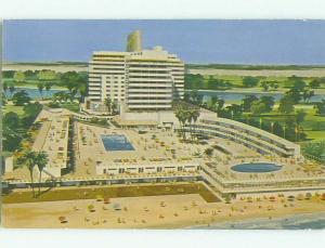 Pre-1980 SUN COLONY AT EDEN ROC HOTEL Miami Beach Florida FL HQ1058