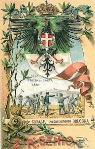 11208  CARTOLINA d'Epoca - LATINA: PRESA di GAETA