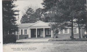 South Carolina Tamassee Adele Erb Sullivan Building