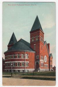 1st United Presbyterian Chapel, Erie PA