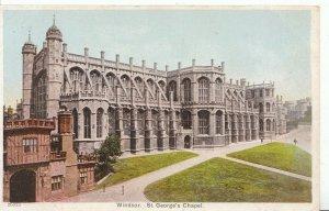 Berkshire Postcard - Windsor - St George's Chapel - Ref MB1440
