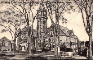 Massachusetts South Hadley Mary Lyon Hall Mount Holyoke College