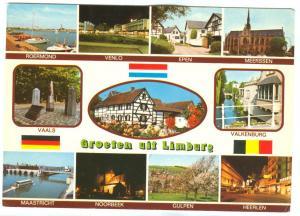 Netherlands, Groeten uit Limburg, unused Postcard