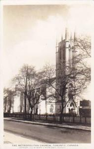RP, The Metropolitan Church, Toronto, Ontario, Canada, PU-1938