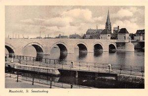 St Servatiusbrug Maastricht Holland Unused