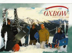 ADV, Oxbow Sport Gear, Snowboarding Gear shown, 50-70'