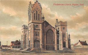 Canada Saskatchewan Presbyterian Church, Regina