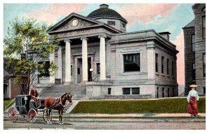 Indiana  Logansport  Carnegie Public Library
