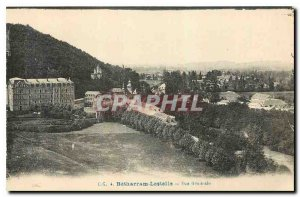Old Postcard Betharram Lestelle General view