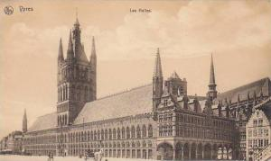 Belgium Ypres Les Halles