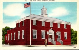 Virginia Radford Post Office