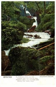 Ireland  Killarney  O'Sullivan's Cascade