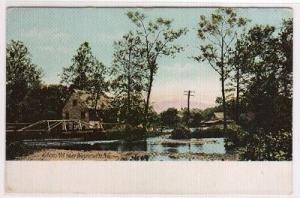 Killions Mill Waynesville North Carolina 1905c postcard
