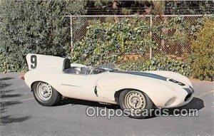 1955 Jaguar D Type Sports Racer Cunningham Auto, Car Unused