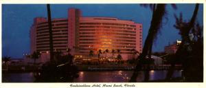 FL - Miami Beach. The Fontainebleau (3.5 X 8.25).