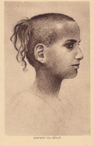 MOROCCO , 1920s ; Enfant Du Sous