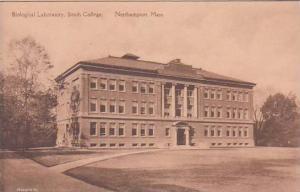 Massachusetts Northampton Biological Laboratory Smith College Albertype