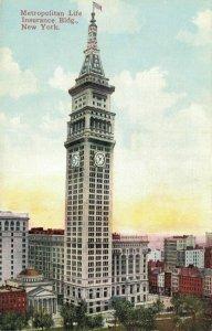 USA Metropolitan Life Insurance Building New York 04.22