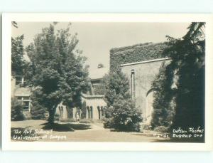 old rppc NICE VIEW Eugene Oregon OR i8642