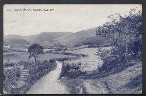 Wales Postcard - Gwyddgwyn: Happy Valley      T4593